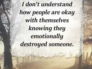 Relationship Quotes about sad Don't Understand how people