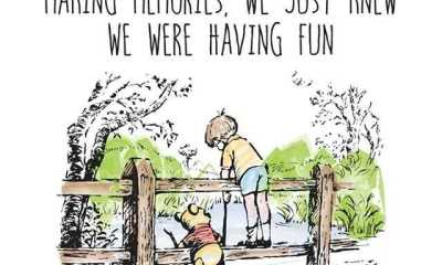 Best Friendship Quotes Didn't Relaise Making Memories, We Just Knew