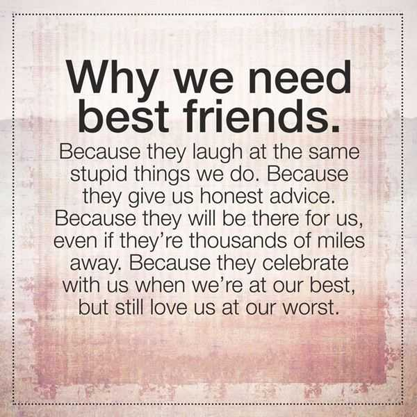 Friendship Quotes About Best Good friend Why We Need it   BoomSumo