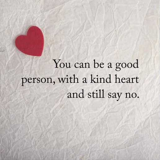 Love Quotes About Love Sayings How To Refuse With Good Heart Kind