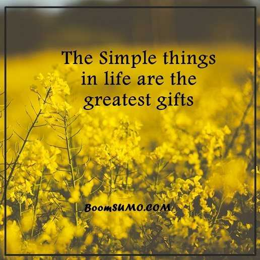 Positive life quotes life sayings simple life things are greatest positive life quotes life sayings simple life things are greatest gifts keep going boomsumo quotes altavistaventures Image collections