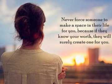 Relationships Quotes Never Force To Love You They Will