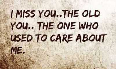 Sad Love Quotes About Love Sayings Always I Miss You
