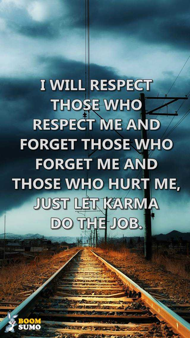 Best Life Quotes I Will Respect Those Who Respect Me Boomsumo Quotes