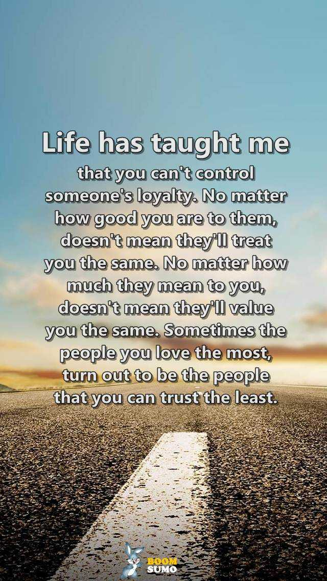 Attrayant Inspirational Life Quotes Life Has Taught Me How To Be Control