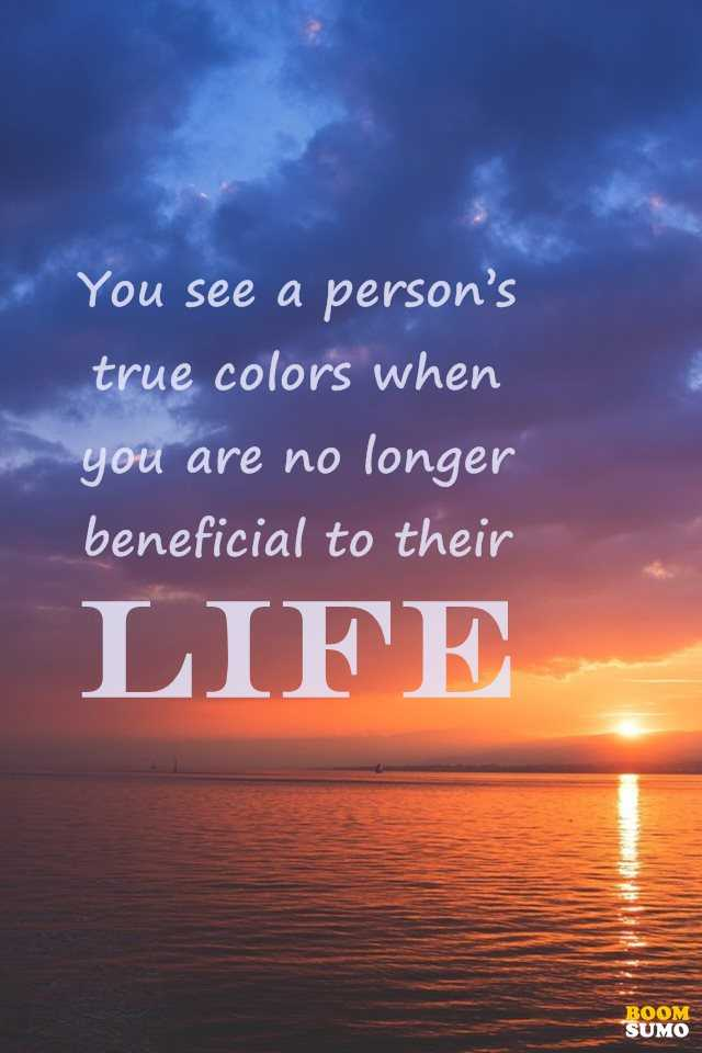 Sad Quotes About Love: Sad Life Quotes About Life Lessons You See A Person's