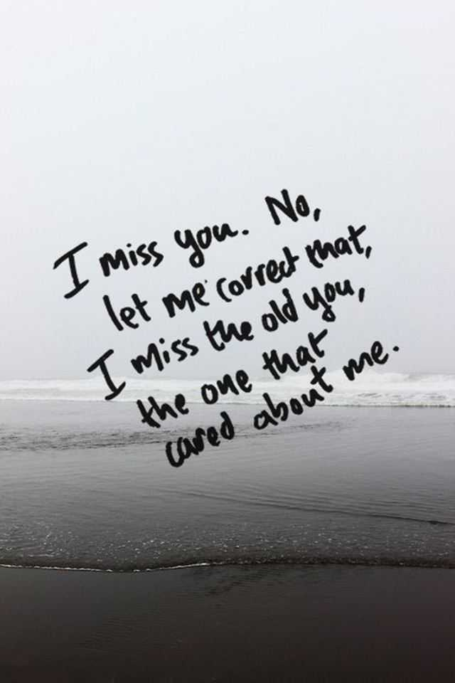 Sad Love Quotes Endearing Heart Touching Sad Love Quotes I Miss You Let Me Correct