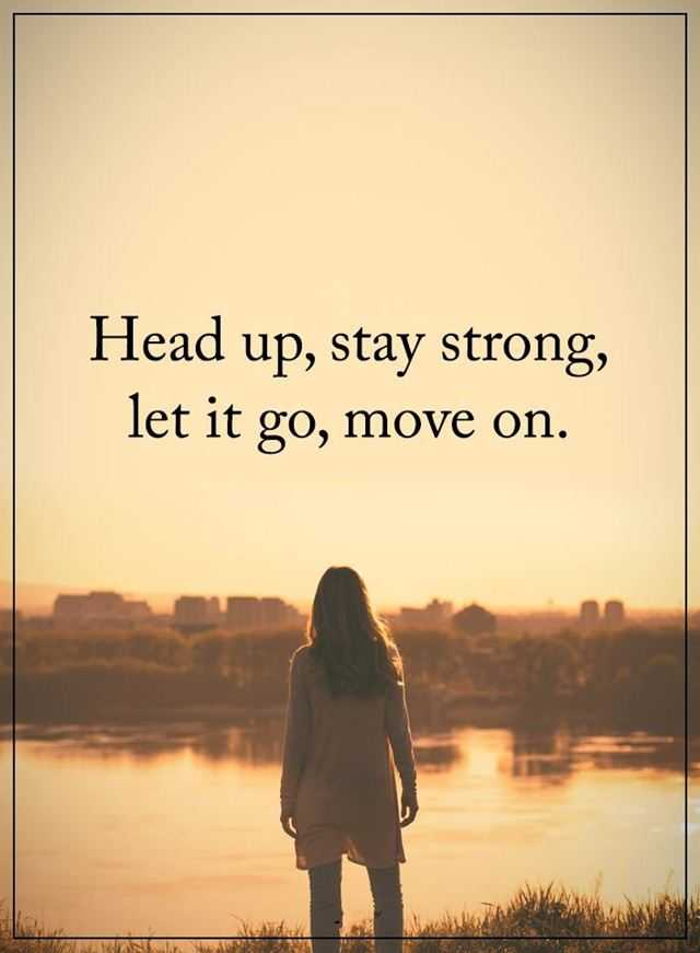 Positive Life Quotes Let Go Move On BoomSumo Quotes Custom Let Go Quotes