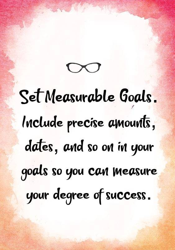 Quotes About Successful Goal Setting 1