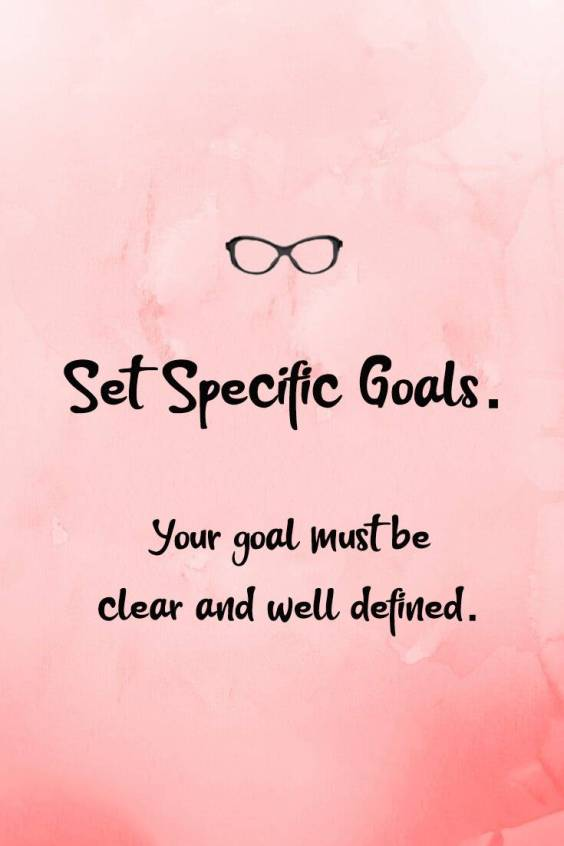 achieving the goal quotes