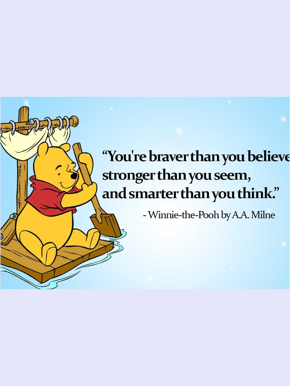 86 Winnie The Pooh Quotes To Fill Your Heart With Joy Boomsumo Quotes