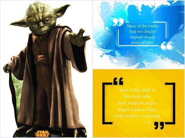 142 Yoda Quotes Youre Going To Love Boomsumo Quotes