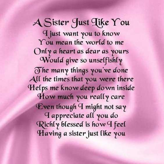 23 Sister Quotes and Sayings Quotes About Sisters 2