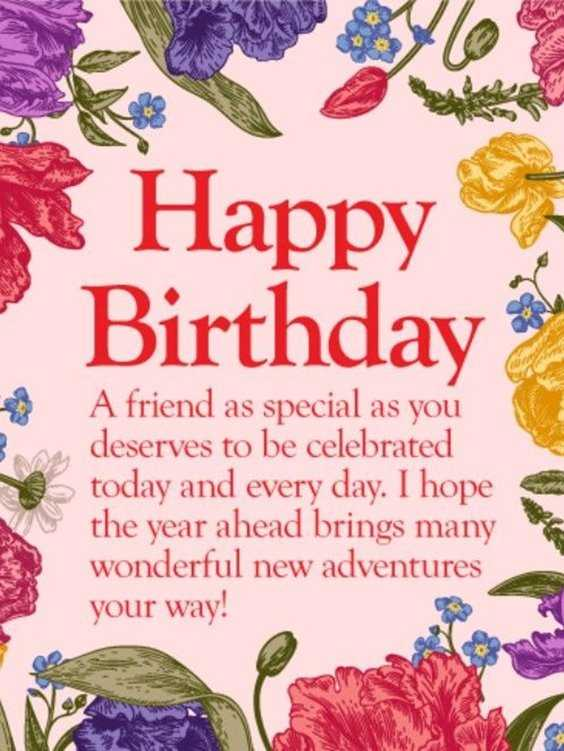 40 Friends Forever Quotes Best Birthday Wishes for Your Best Friend 8