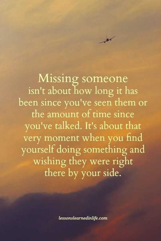I Miss You And Missing Someone Quotes 10