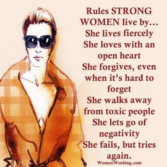 160 Strong Women Quotes and Sayings with Beautiful Images |Powerful Beauty Quotes