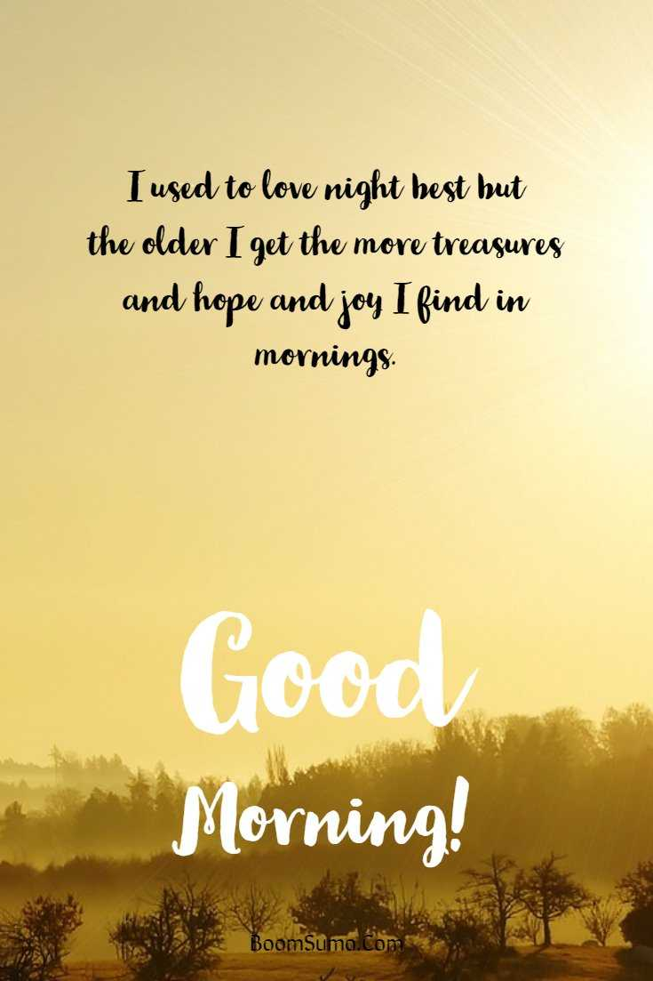 56 Good Morning Quotes and Wishes with Beautiful Images 3