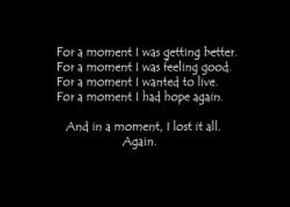 Depressing Quotes 365 Depression Quotes and Sayings About Depression 12