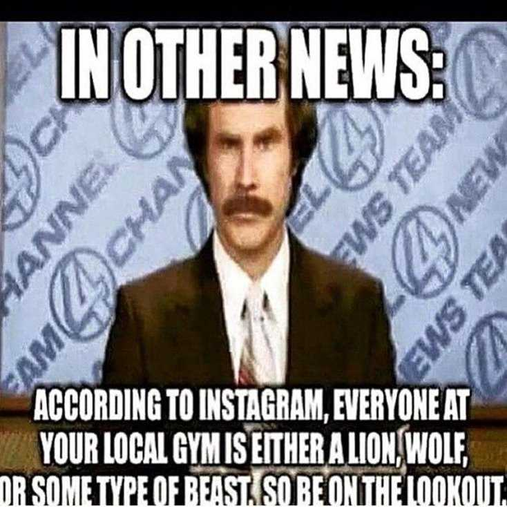27 Memes About Going To The Gym That Are Way Funnier Than They Should Be 2