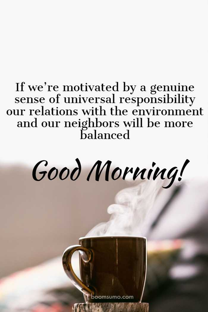 57 Good Morning Quotes and Wishes with Beautiful Images 1
