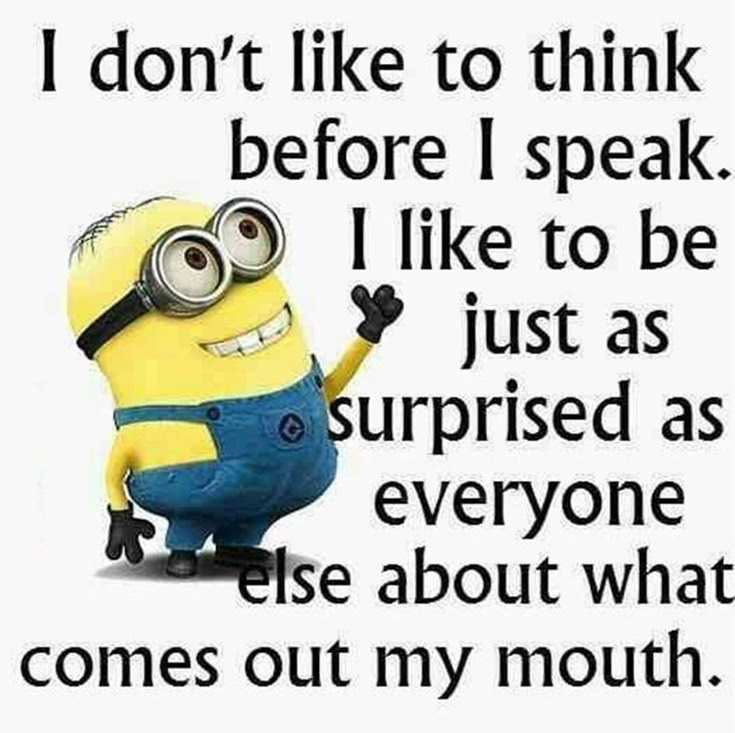 50 Best Funny Minion Quotes Funny Quotes Life 3