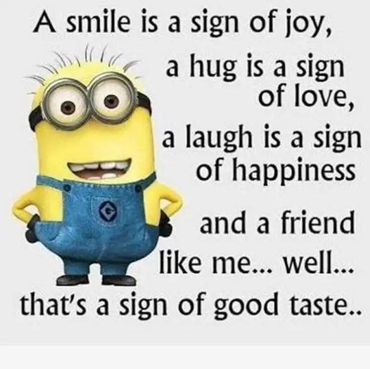 50 Best Funny Minion Quotes Funny Quotes Life 9