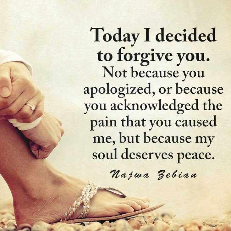 70 Forgiveness Quotes to Inspire Us to Let Go 16