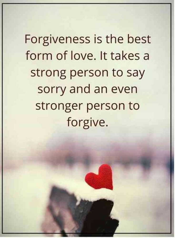 70 Forgiveness Quotes to Inspire Us to Let Go 26