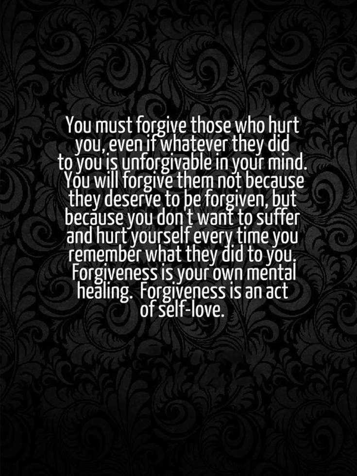 70 Forgiveness Quotes to Inspire Us to Let Go 31