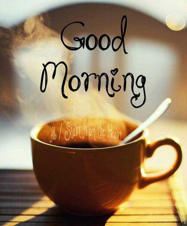 10 Good Morning Quotes and Wishes with Beautiful Images 9
