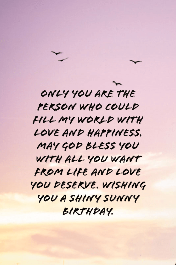 40 Happy Birthday Wishes For A Friend Birthday Message 24 #love