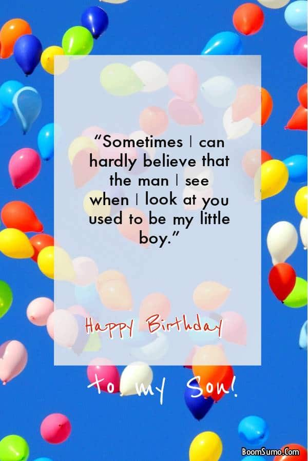 My Second Son's Birthday Texts Messages | Birthday Wishes
