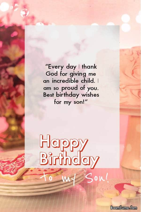 Son Birthday Wishes: Unique Birthday Messages For Your Adult Sons