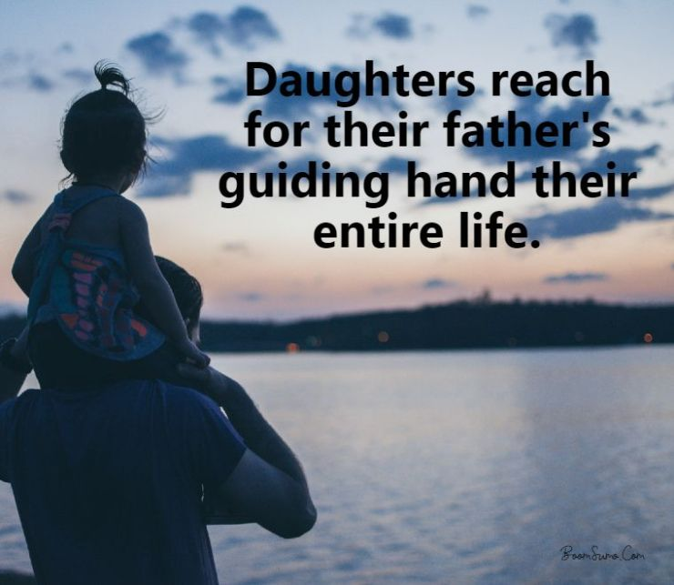 daughter and dad quotes