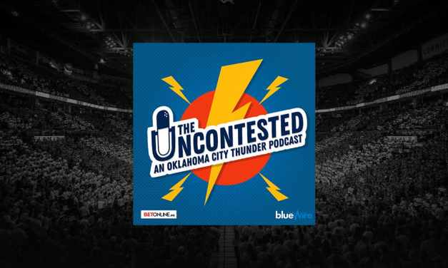 Thunder Media Availability, Take It Or Leave It + Billy D Audio