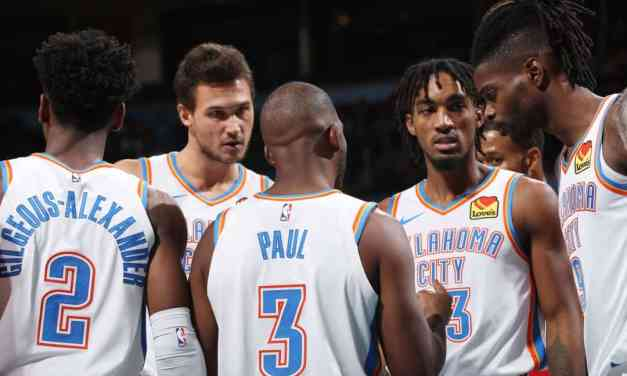 Three Thunder Questions Ahead of the Bubble Scrimmages