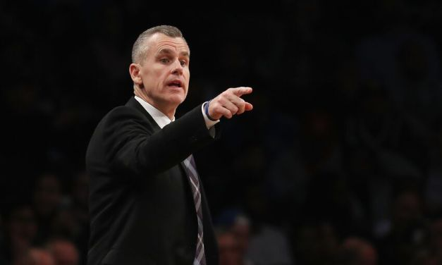 It's Billy Donovan's Time to Shine