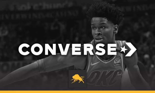 Shai Gilgeous-Alexander Signs With Converse