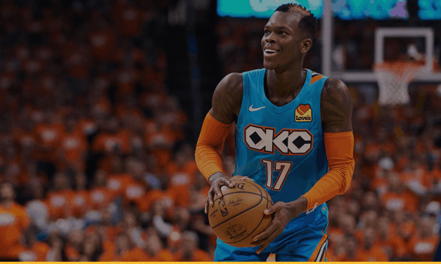 """Dennis Schroder Will Leave Bubble In """"3-4 Weeks"""" for Birth of Second Child"""