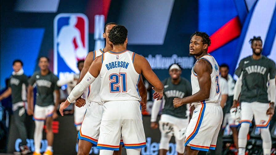 Scrimmage Replay: Thunder 102, Sixers 97