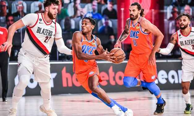 Evaluating Each Thunder Player's Performance in the Scrimmages