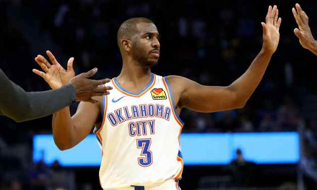 That's Our Guy: Chris Paul's Impact On and Off the Court