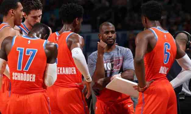 Seven Reasons The Oklahoma City Thunder Will Win The NBA Finals