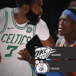 Full Highlights From The Thunder's 98-84 Scrimmage Win Over Boston