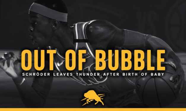 Dennis Schroder Leaves Thunder For Birth Of Second CHild