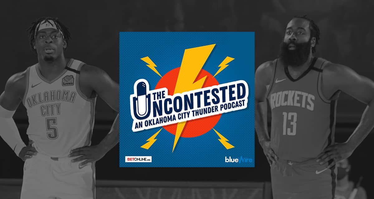 Playoffs Post Game #2: Thunder lose to the Rockets, go down 2-0 in the Series
