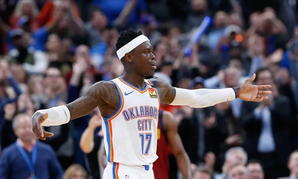 Report: Dennis Schröder Traded to the Los Angeles Lakers