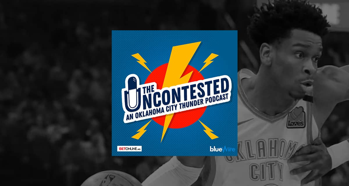 Thunder pre-season expectations + Predicting the Western Conference