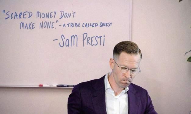 Presti's War-Chest of Assets Explained