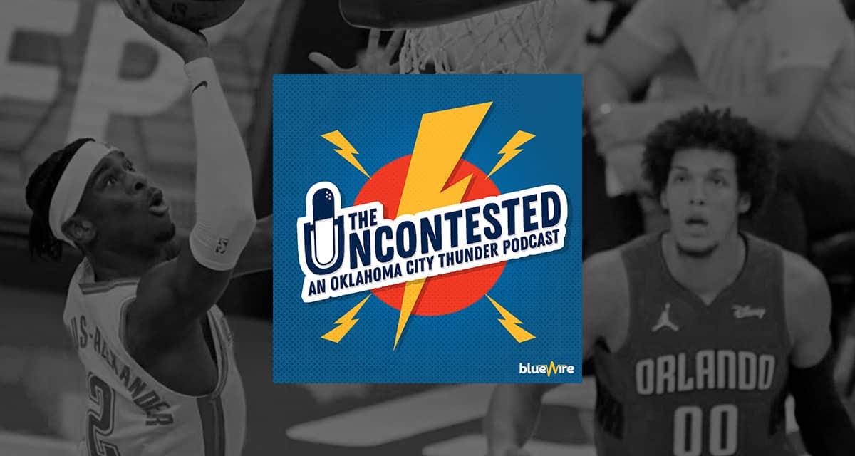 Post Game #3: OKC Thunder lose to the Orlando Magic 118-107